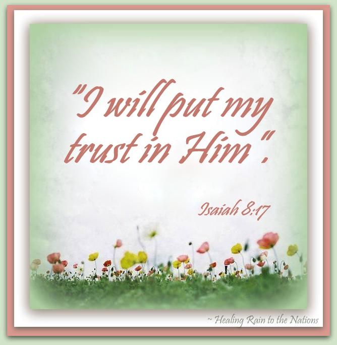HRN I will Trust2