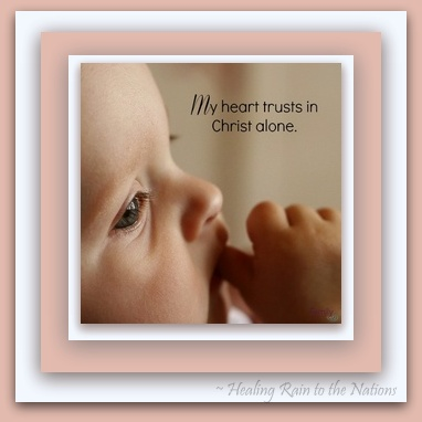 HRN trust in christ