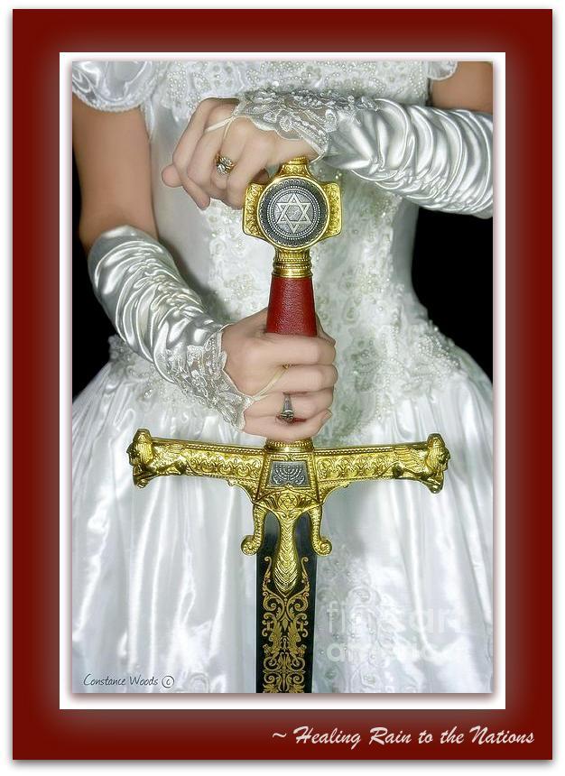 HRN warrior Bride