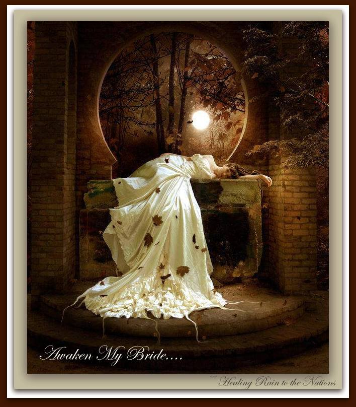 HRN awaken my Bride