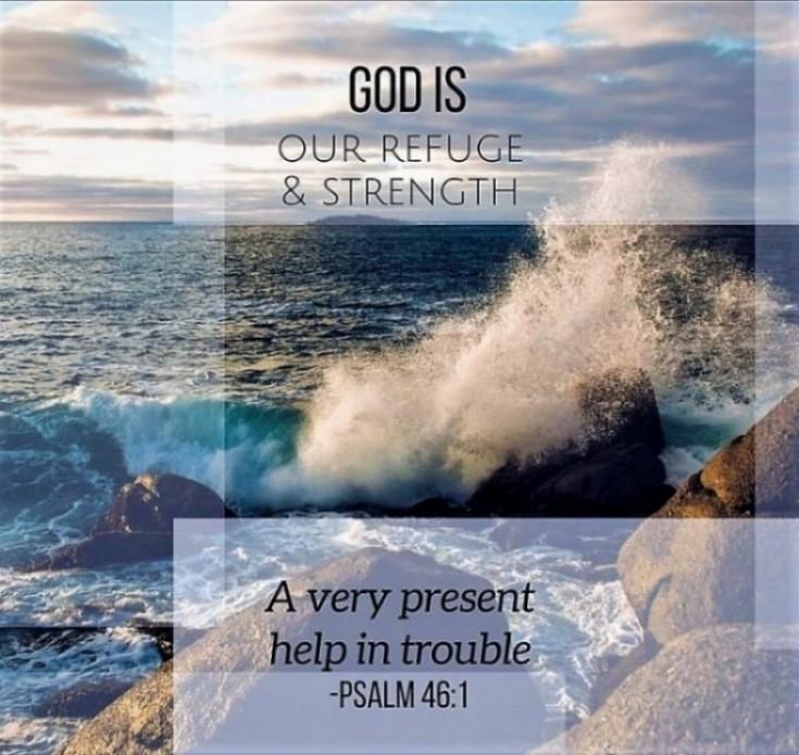 Psalm 46.1a