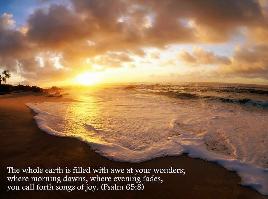 HRN Psalm 65.8